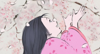 Locandina de THE TALE OF THE PRINCESS KAGUYA di Isao Takahata